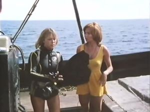 Nice wetsuit!