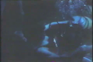Underwater fight!
